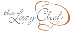 The Lazy Chef logo